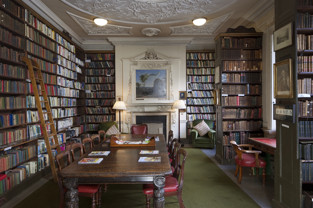 Centre for scottish culture exploring the ongoing impact - Building a home library ...